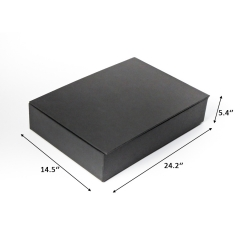Boutique cardboard packaging box