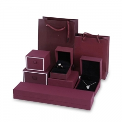 Custom Jewelry Boxes Wholesale